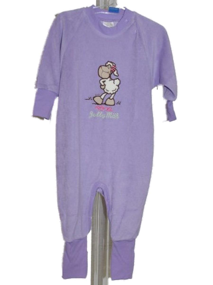 schiesser baby m dchen schlafanzug anzug mit fuss jolly m h einteiler 124613 schiesser. Black Bedroom Furniture Sets. Home Design Ideas