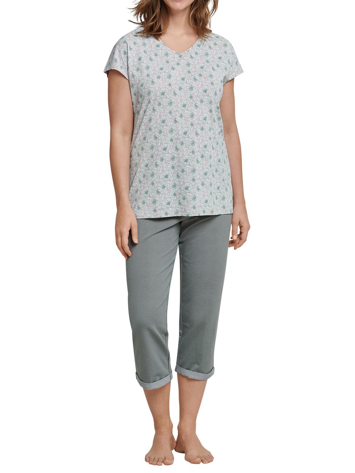 pick up 1d3e3 17109 Seidensticker Damen Schlafanzug Pyjama Anzug 3/4 Lang - 166271 | KAPS -  Wäsche & mehr - Schiesser - Marc O'Polo - Seidensticker - Lacoste